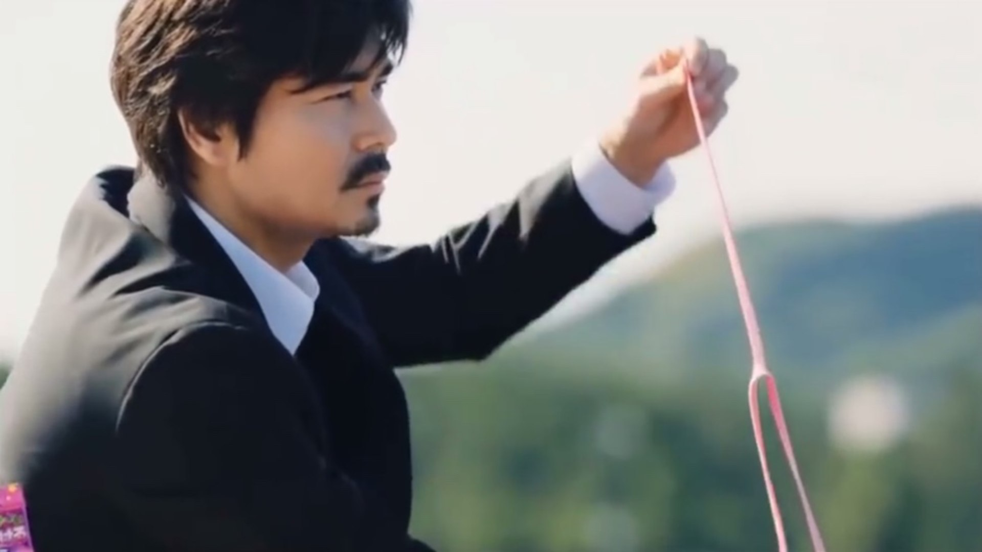 Why I love Long Long Man, the Japanese candy commercial with romance, intrigue and scandal at its heart